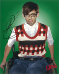 Kevin Michael McHale (Glee) - Genuine Signed Autograph 8338
